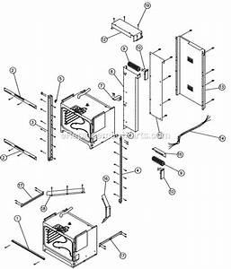 Dacor Ecs230 Parts List And Diagram   Ereplacementparts Com