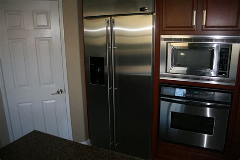 ge refrigerators monogram ge refrigerators   side  side refrigerator