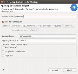 creating app engine apps with cloud tools for eclipse With google docs native app