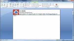 Microsoft Word 2007 Tutorial