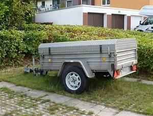Mobile Pkw Anhänger : pkw anh nger mit alu klappdeckel in herten am 01 09 2013 ~ Whattoseeinmadrid.com Haus und Dekorationen