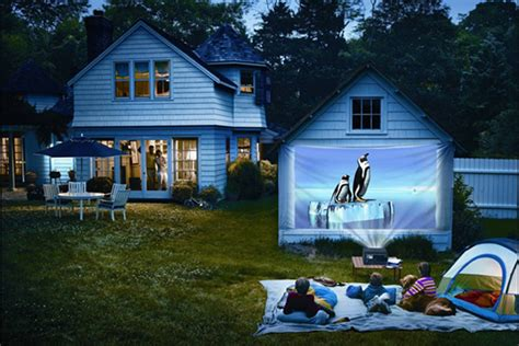 outdoor projectors wwwtv holocom