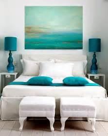 Le De Chevet Bleue Turquoise by 30 Inspirations D 233 Co Pour La Chambre Blog D 233 Co Mydecolab