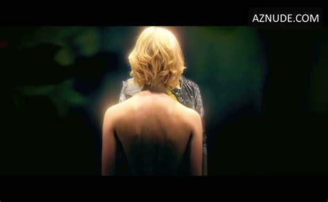 Olivia Thirlby Breasts Body Double Scene In Dredd Aznude