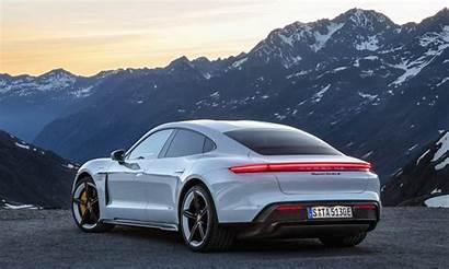 Taycan Porsche Cars Horsepower Autonxt Electric