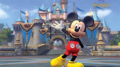 Disneyland Mickey Mouse Kinect Backgrounds Wallpapers Themes