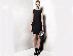 Top robes blog petite robe noire mariage for Quelle chaussure avec une robe noire pour un mariage
