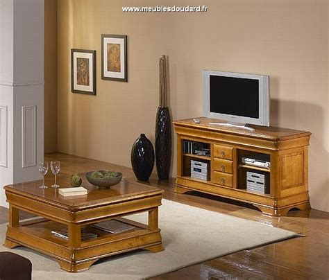 meuble tele pour chambre meuble tv meuble télé merisier meuble télévision