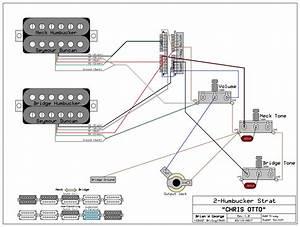 Seymour Duncan Invader Wiring