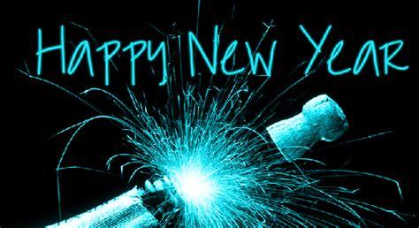 Happy New Year 2018 Gif