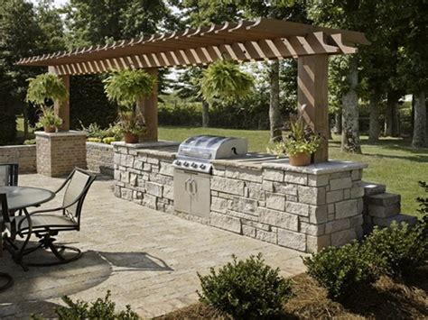 affordable ideas  amazing outdoor kitchens interior