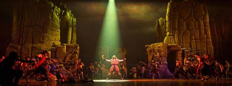Light And Sound Theater by Samson At Sight Sound Theatres Branson Mo
