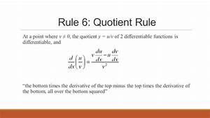 AP Calculus Chapter 3 Section 3 - ppt video online download