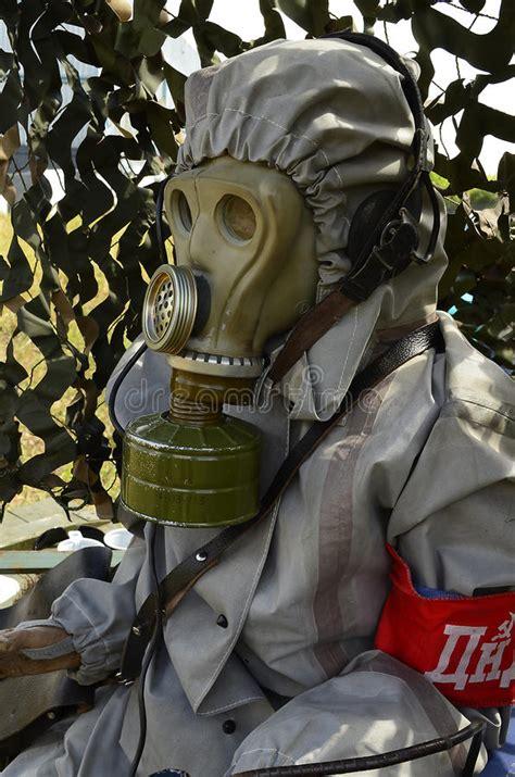 anti radiation suit stock image image  hand image