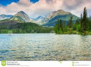 Alpine Mountains Europe