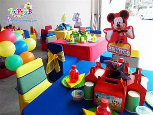 Mickey mouse clubhouse themed party cape town - The Party