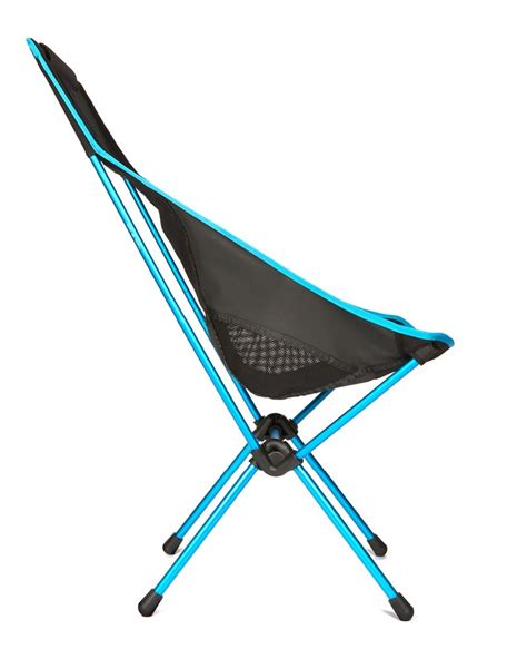 Big Agnes Helinox Sunset Chair by Helinox Sunset Chair Black