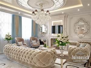 Luxury, Antonovich, Design, Uae, Interior, Design, In, Art, Deco, Style, From, Kateryna, Antonovich