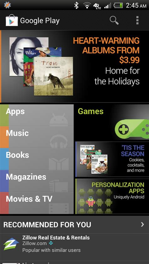 descargar play store 3 10 10 android zone