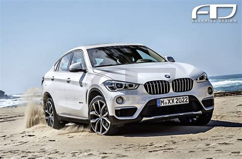 Bmw X2 Rendered Again