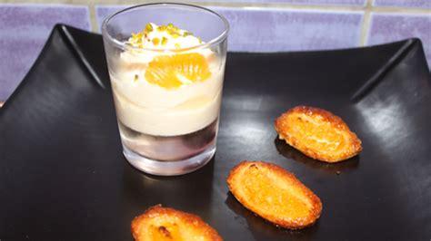 dessert a la clementine mousse aux cl 233 mentines