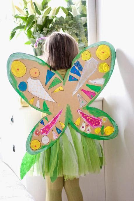 trajes de mariposas resiclados taller de creactividad 2 disfraces de cart 243 n reciclado
