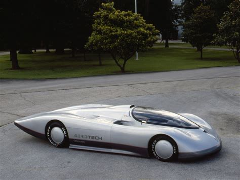 oldsmobile aerotech    concept cars