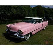 STUNNING 1956 PINK CADILLAC