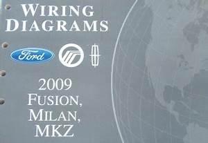 2009 Ford Fusion  Mercury Milan  U0026 Lincoln Mkz Factory