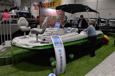 Legend Boats Vibe by Boat Show Season 2018 What We Re Seeing So Far Pontoon