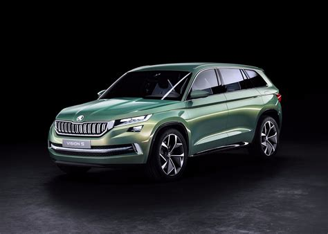 news skoda  introduce bi turbo kodiaq rs