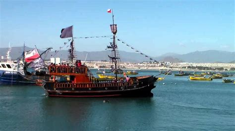 Barco Pirata Coquimbo by Coquimbo Chile Barco Pirata Youtube