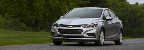2017 Chevy Cruze Fuel Economy And Efficiency