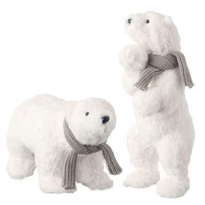 raz imports  polar bear set   sold