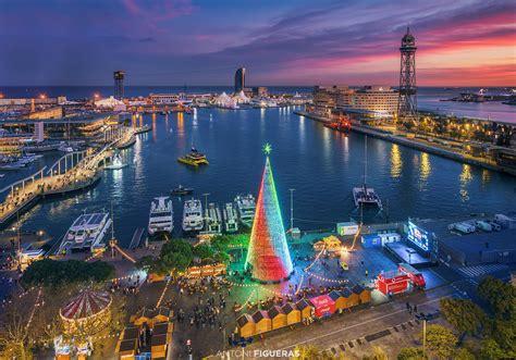 Barcelona harbour, Spain