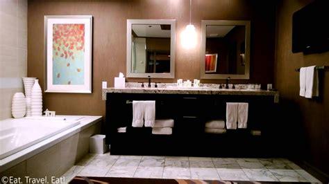 video   bedroom penthouse suite   mirage hotel