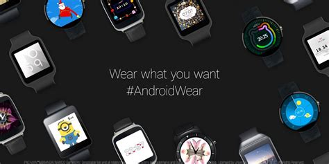 android wear smartwatch top 7 lollipop api faces for your android wear