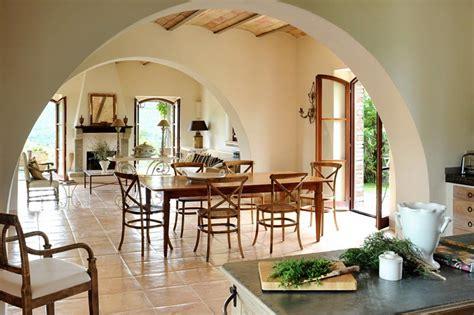 Col Delle Noci Italian Villa by Col Delle Noci Italian Villa Rustic Dining Room Interior