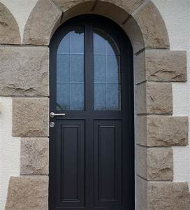 portes d39entree grenoble sur mesure pvc bois aluminium With porte d entrée pvc avec menuiserie aluminium prix