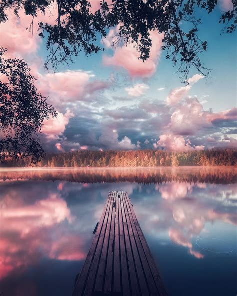 magnificent nature landscape photography  juuso haemaelaeinen