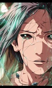 Edo Tensei Itachi Portrait. Not my art #uchiha #itachi ...
