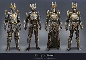 Aldmeri Armor -Elder Scrolls Online by Jeremy Fenske ...