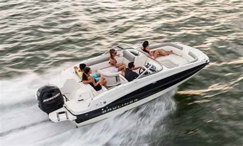 Bayliner 190 Deck Boat 2016 by Research 2016 Bayliner Boats 190 Deck Boat On Iboats