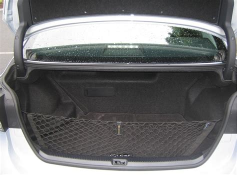 image  lexus hsh trunk space size