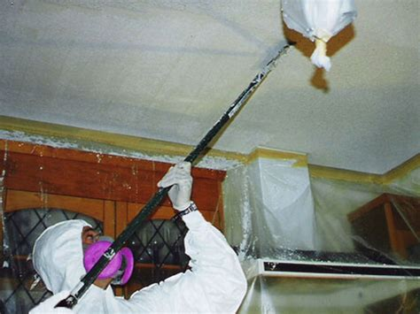 asbestos textured ceiling removal auckland asbestos