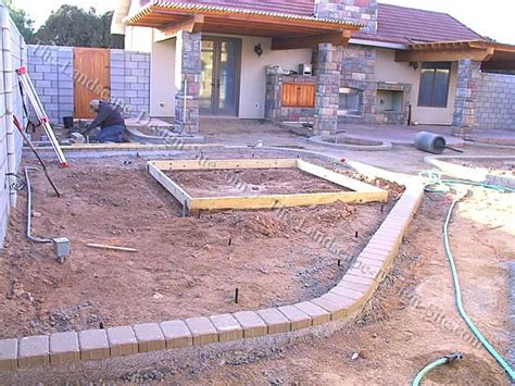 paver patio edging patio design ideas
