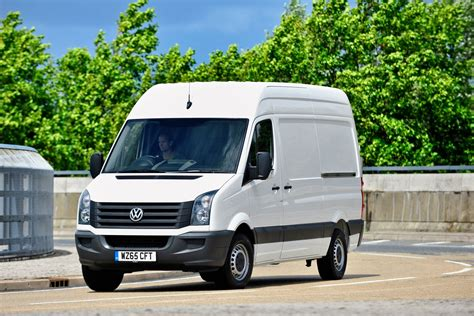 Best Electric Vans 2016 by Volkswagen Crafter Review 2011 2016 Parkers