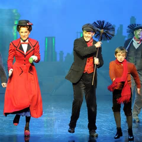 Australian Cast Mary Poppins