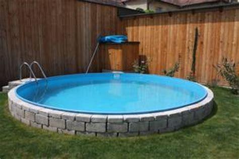 günstige pools zum eingraben rund ums wasser martin hohenecker e u pool