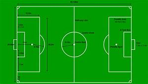 Football Pitch Line Marking Guide